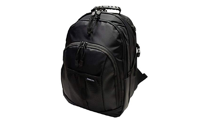 TackleTime fishing backpack lightweight and versatile