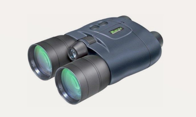 Night Owl NOXB-5 Explorer Pro 5X Night Vision Binoculars with Infrared Illuminators